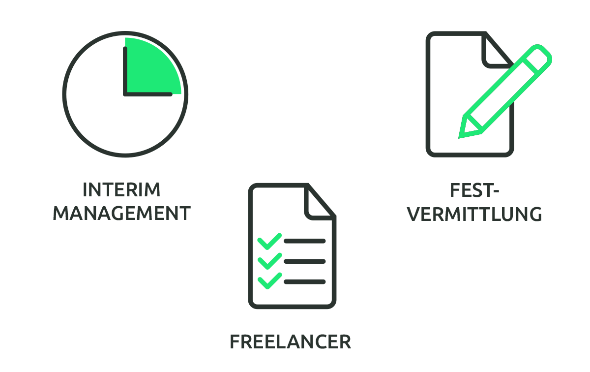 Recruiter Berlin Interim Freelancer Festvermittlung